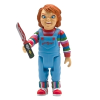 CHILD'S PLAY Evil Chucky リアクション フィギュア SUPER7