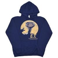 E.T. Moon Frame プルオーバー パーカー
