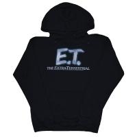 E.T. Logo プルオーバー パーカー