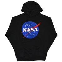 NASA Distressed Meatball Logo プルオーバー パーカー