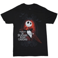THE NIGHTMARE BEFORE CHRISTMAS Dark Love Tシャツ
