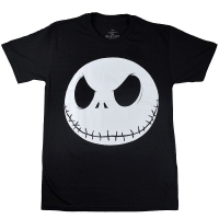 THE NIGHTMARE BEFORE CHRISTMAS Fat Head Tシャツ