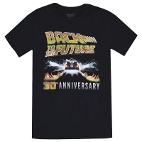BACK TO THE FUTURE 30th Anniversary Tシャツ