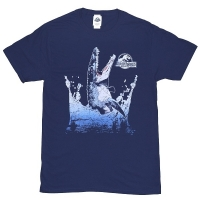 JURASSIC WORLD Flipper Tシャツ