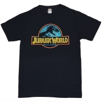 B品 JURASSIC WORLD Colorful Tシャツ