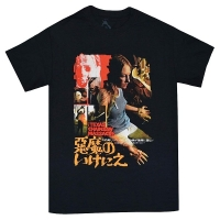 THE TEXAS CHAINSAW MASSACRE 悪魔のいけにえ Japanese Poster Tシャツ 2