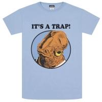 STAR WARS Ackbar It's a Trap Tシャツ