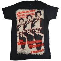 THE TEXAS CHAINSAW MASSACRE 悪魔のいけにえ It Happened Tシャツ
