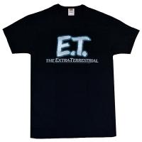 E.T. Logo Tシャツ