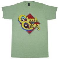CHEECH&CHONG Caricature Logo Tシャツ