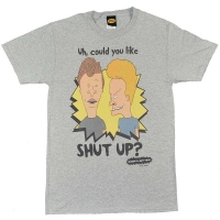 BEAVIS AND BUTT-HEAD Shush Tシャツ