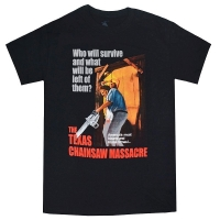 THE TEXAS CHAINSAW MASSACRE 悪魔のいけにえ Bizarre & Brutal Crimes Tシャツ