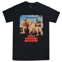 THE TEXAS CHAINSAW MASSACRE 悪魔のいけにえ Meat The Sawyers Tシャツ
