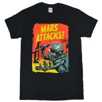 MARS ATTACKS! Gradient Poster Tシャツ