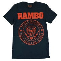 RAMBO First Blood 1982 Tシャツ