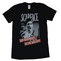 SCARFACE Say Goodnight Tシャツ