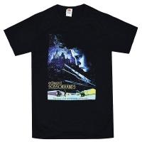EDWARD SCISSORHANDS Poster Tシャツ