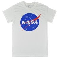 NASA Insignia Logo Tシャツ WHITE