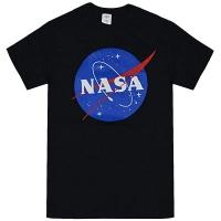 NASA Insignia Logo Tシャツ BLACK