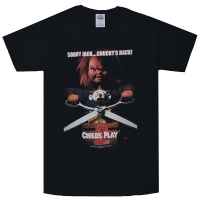 CHILD'S PLAY Chucky's Back Tシャツ