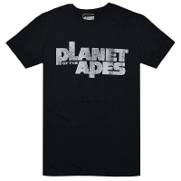 PLANET OF THE APES 猿の惑星 Distress Logo Tシャツ