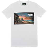 PLANET OF THE APES 猿の惑星 Liberty Tシャツ