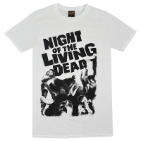 NIGHT OF THE LIVING DEAD Night of the Living Dead White Tシャツ