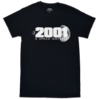 2001:A SPACE ODYSSEY 2001年宇宙の旅 Logo Tシャツ