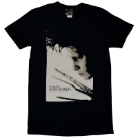 EDWARD SCISSORHANDS Scissors Tシャツ
