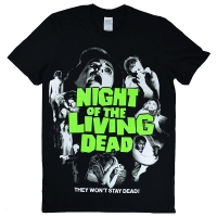 NIGHT OF THE LIVING DEAD Night Of The Living Dead Tシャツ