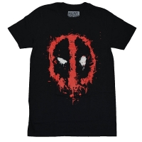 DEADPOOL Splat Icom Tシャツ