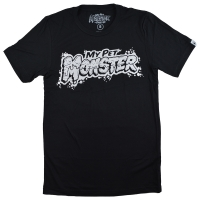 MY PET MONSTER Silver Logo Tシャツ