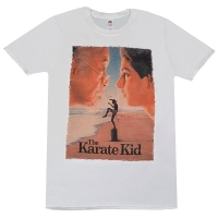 THE KARATE KID Poster Tシャツ