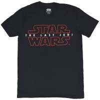 STAR WARS The Last Jedi Logo Tシャツ