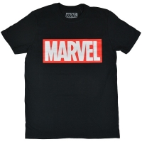 B品 MARVEL COMICS Box Logo Tシャツ