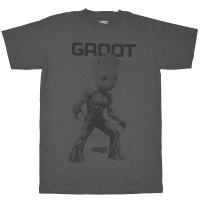 GUARDIANS OF THE GALAXY Vol.2 Groot Mono Tシャツ