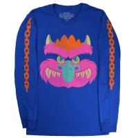MY PET MONSTER Monster ロングスリーブ Tシャツ