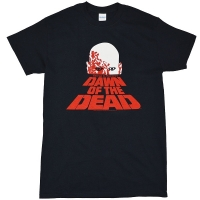 DAWN OF THE DEAD ゾンビ Poster Tシャツ