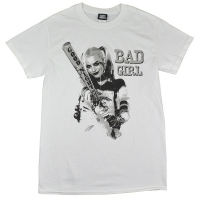 SUICIDE SQUAD Bad Girl Tシャツ