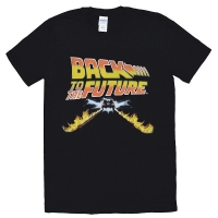 BACK TO THE FUTURE BTF Car Tシャツ