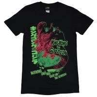 GODZILLA Godzilla VS King Kong Tシャツ