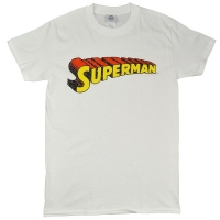 SUPERMAN Telescopic Crackle Tシャツ