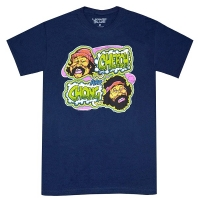 CHEECH & CHONG Transfer Tシャツ