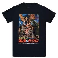 GODZILLA Godzilla VS Gigan Tシャツ