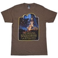STAR WARS Poster Iron Tシャツ