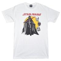 STAR WARS Retro Villain Tシャツ