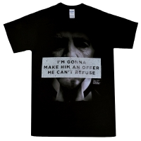 THE GODFATHER Make Him An Offer Tシャツ
