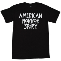 AMERICAN HORROR STORY Stacked Type Logo Tシャツ