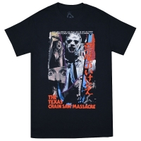 THE TEXAS CHAINSAW MASSACRE 悪魔のいけにえ Japanese VHS Tシャツ