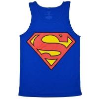 SUPERMAN Logo タンクトップ